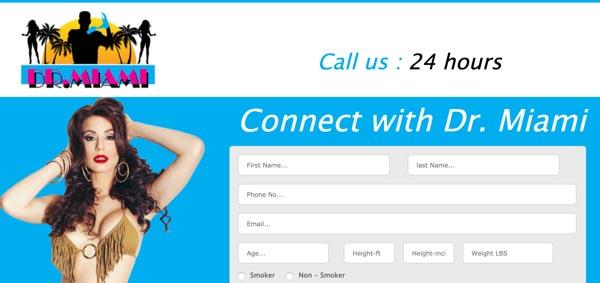 dr miami website